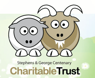 Stephens and George Charitable Trust logo